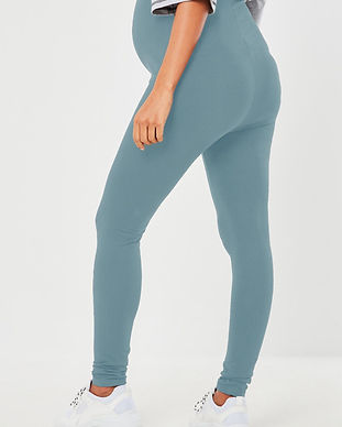 baby blue maternity pants-maternity blue