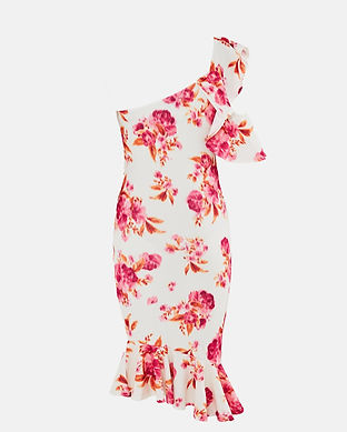 maternity pink dress-maternity floral pr