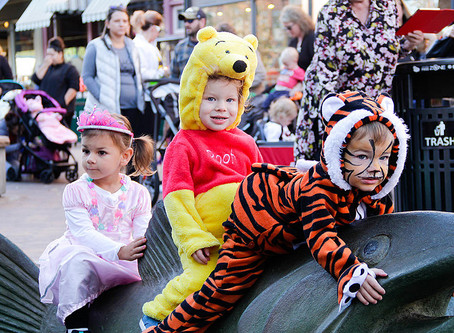 Re-thinking Halloween Costumes for Babies & Toddlers