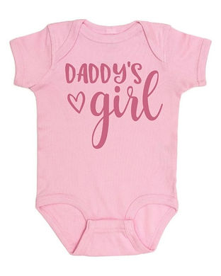 daadys girl onesie-baby onesies for dads