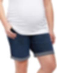 Motherhood Plus Size Secret Fit Belly Ro