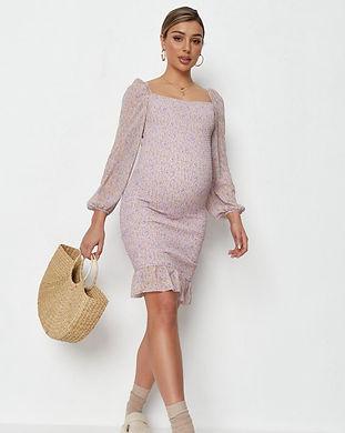 lace maternity dress-maternity dress for