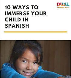 10 wyas to immerse your child in spanish