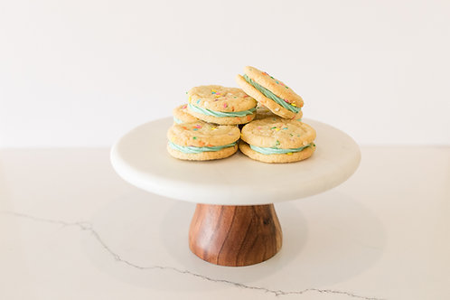 Individually Packaged Sandwich Cookies - 1/2 dozen