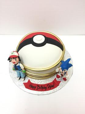 Pokemon+Sonic