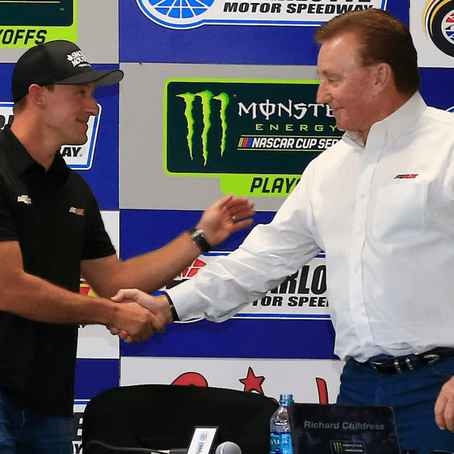 Hemric set for full-time Cup ride with RCR in 2019