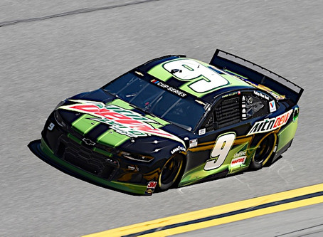 ELLIOTT FINISHES 7TH IN THE CLASH AFTER INCIDENT