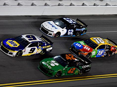 Chase to start 12th at Daytona 500