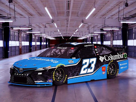 COLUMBIA SPORTSWEAR CAR FOR VEGAS REVEALED