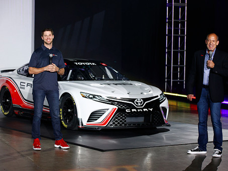 TRD CAMRY NEXT GEN READY FOR 2022 DEBUT