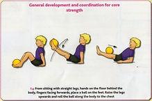 Gymnastics C9 - General development and co-ordinati