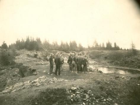 Moose River Gold Mine Disaster