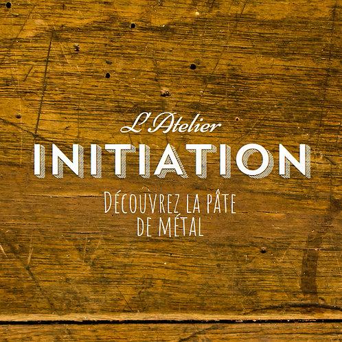 ACOMPTE POUR INSCRIPTION au prochain Atelier d'Initiation