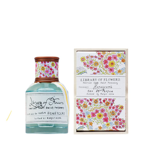 Library Of Flowers - Honeycombe Eau De Parfum 50ml