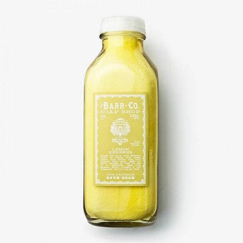 Barr-Co - Soap Shop Lemon Verbena Bath Salt Soak