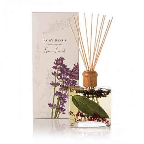 Rosy Rings Reed Diffuser - Roman Lavender