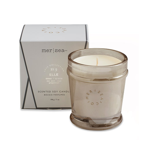 Mer-Sea Luxe 7oz Candle - Elle