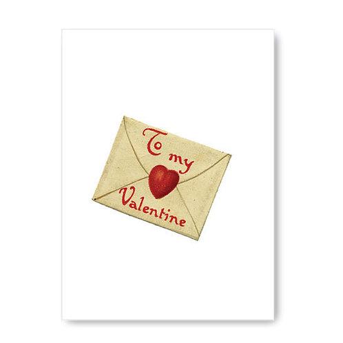 TokyoMilk - Card -  To My Valentine