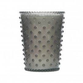 Simpatico - Hobnail Glass Candle Violet 83