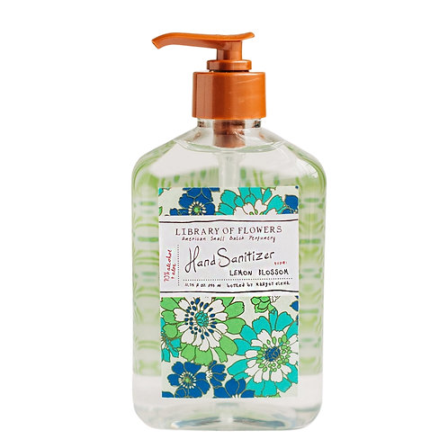 Library of Flowers Lemon Blossom Hand Sanitizer