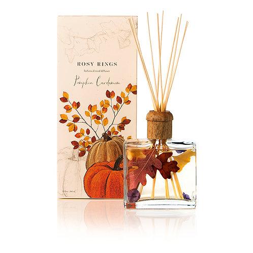 Rosy Rings Reed Diffuser - Pumpkin Cardamom