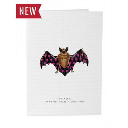 TokyoMilk - Card -  Bat Crazy