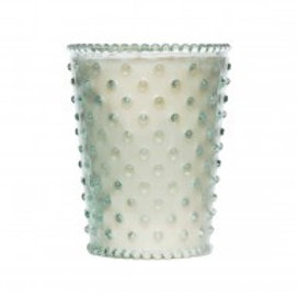 Simpatico - Hobnail Glass Candle Scotch Pine 26