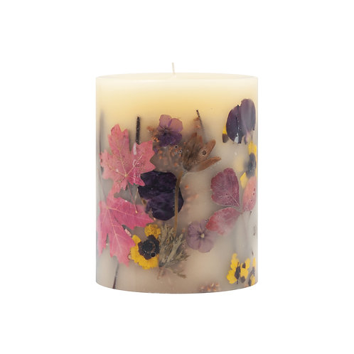 Rosy Rings Botanical Candle - Pumpkin Cardamom