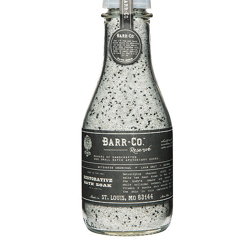 Barr-Co - Reserve 1 Litre Bath Salts