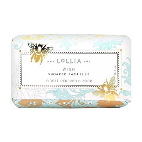 Lollia Wish Bar Soap