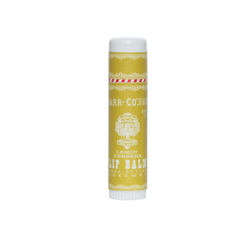 Barr-Co - Soap Shop Lip Balm Lemon Verbena