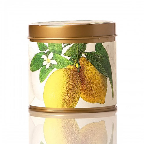 Rosy Rings Soy Tin Candle Lemon Blossom & Lychee 50hr