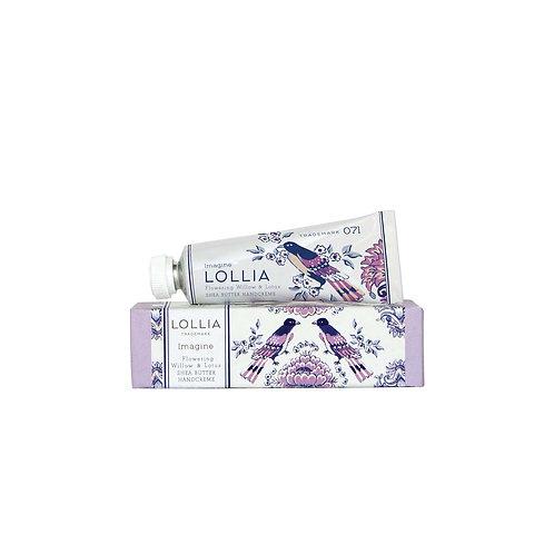 Lollia Imagine Petite Treat Shea Butter Handcreme
