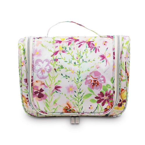 Tonic Essential Hanging Toiletry Bag Morning Bloom