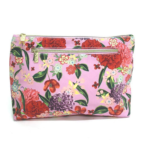 Tonic Large Cosmetic Bag Romantic Garden