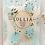 Thumbnail: Lollia Petite Perfumed Luminary Candle Wish