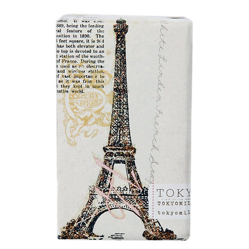 TokyoMilk Eiffel Tower Bar Soap