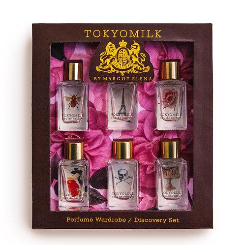 TokyoMilk Classic Discover Set