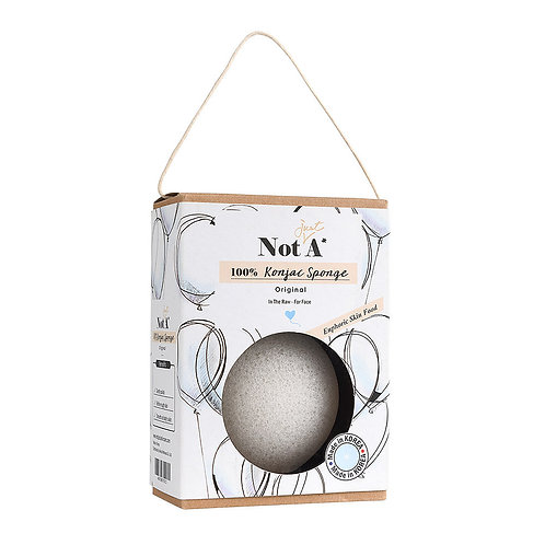 Not Just A Sponge - In the Raw Natural Konjac Face Sponge