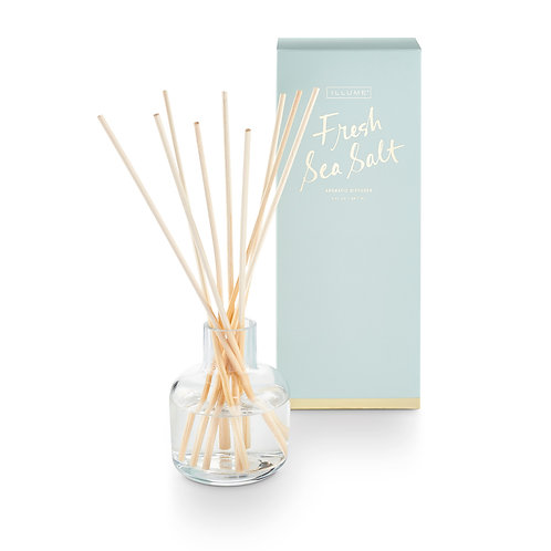 Illume Diffuser 89ml Fresh Sea Salt