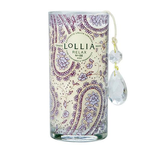 Lollia Petite Perfumed Luminary Candle Relax