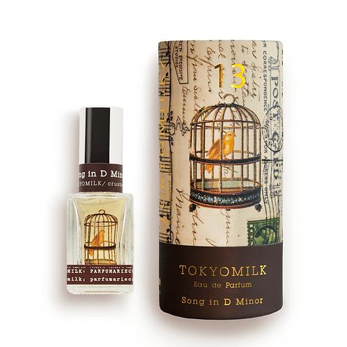 TokyoMilk Parfum No.13 Song in D Minor