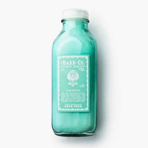 Barr-Co Soap Shop Marine Bath Salt Soak