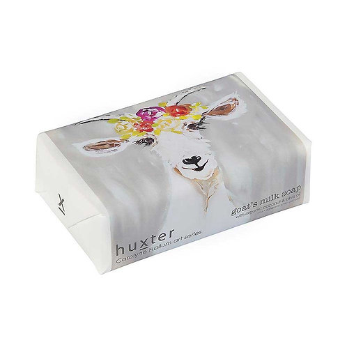 HUXTER BAR SOAP - GOAT GRAY
