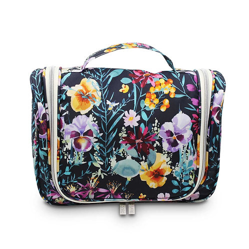 Tonic Essential Hanging Toiletry Bag Evening Bloom