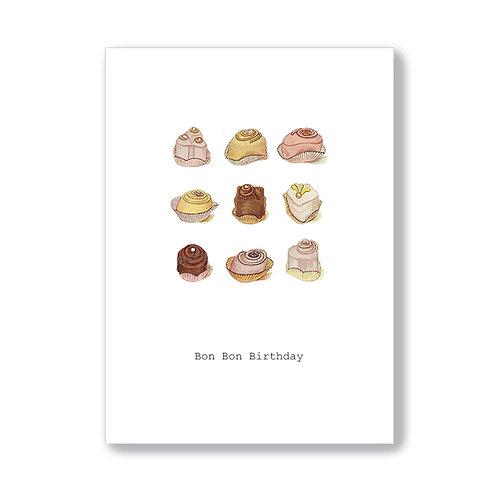TokyoMilk - Card -  Bon Bon Birthday