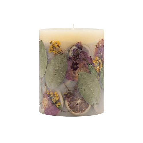 Rosy Rings Botanical Candle - Lemon Blossom & Lychee