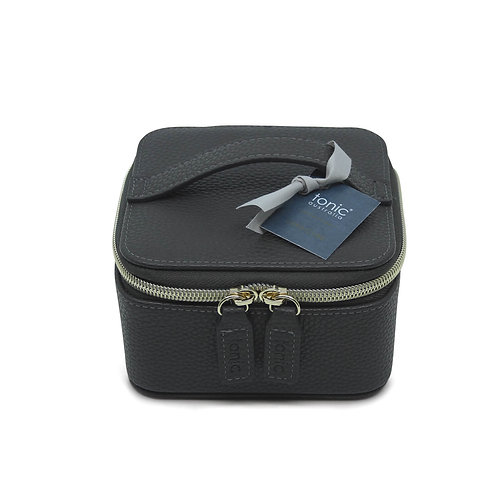 Tonic Luxe Jewellery Cube Charcoal