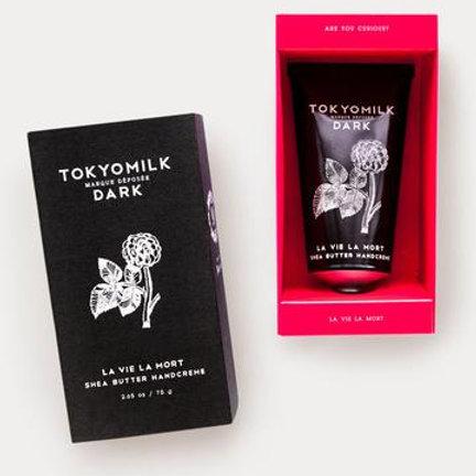TokyoMilk Dark Handcreme La Vie La Mort