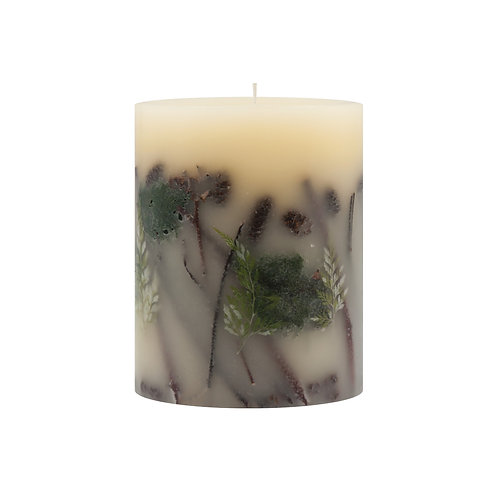 Rosy Rings Botanical Candle -Forest